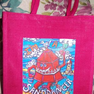 South Shields Merchandise Tote/Jute Bags